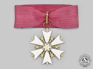 Estonia, Republic. An Order of the White Star, II Class Grand Commander, c.1940