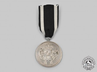 Prussia, Kingdom. A Military Honour Medal of 1864, II Class
