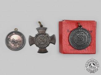 United Kingdom. Three Royal Life Saving Society Awards