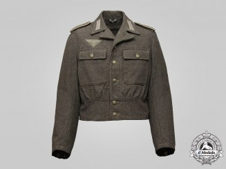 Germany, Heer. An Infantry Enlisted Personnel M44 Field Blouse