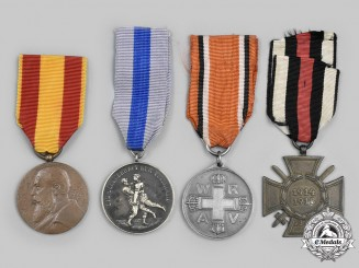 Germany, Imperial. A Lot of Medals
