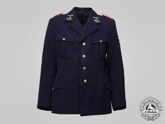Germany, Reichsbahn. A Reichsbahn NCO's Service Tunic