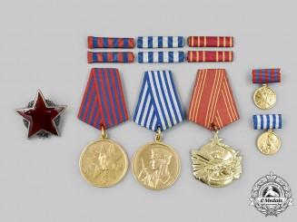 Yugoslavia, Socialist Federal Republic. A Lot of Six Awards