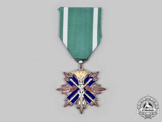 Japan. An Order of the Golden Kite, V Class, c. 1940