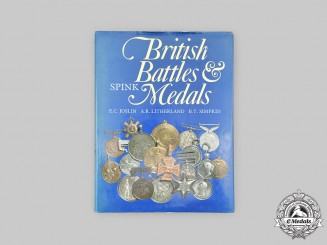 United Kingdom. British Battles & Medals by Spink & Son