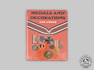 United Kingdom. Medals and Decorations