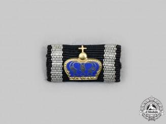 Germany, Federal Republic. A Pour le Mérite, Medal for Arts and Sciences, 1957 Version Ribbon Bar