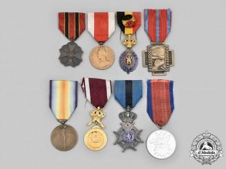 Belgium, Kingdom; Poland, Republic. A Lot of Eight Awards