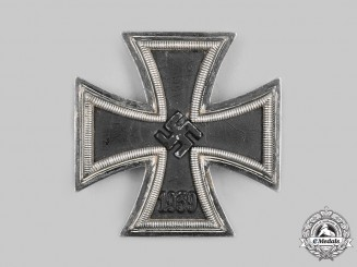 Germany, Wehrmacht. A 1939 Iron Cross I Class, by Fritz Zimmermann