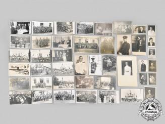 Yugoslavia, Kingdom. A Lot of Personal Photographs from the Estate of Đorđe Mahnovski, White Russian Émigré