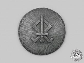 Netherlands, NSB. A Germanischer Landdienst Membership Brooch