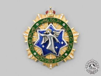 Russia, Federation. An Order of the Flying Angel, c.1995