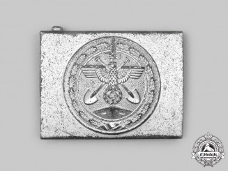 Germany, OT. A Rare Organisation Todt Enlisted Personnel Belt Buckle