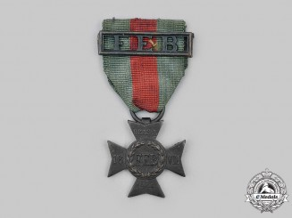 Brazil, Federative Republic. A Brazilian Expeditionary Force Cross