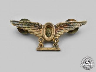Canada. Second War Royal Canadian Air Force (RCAF) Royal Canadian Air Force (RCAF) Ops Wing with Second Award Bar