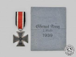 Germany, Wehrmacht. A 1939 Iron Cross II Class, by Wächtler & Lange