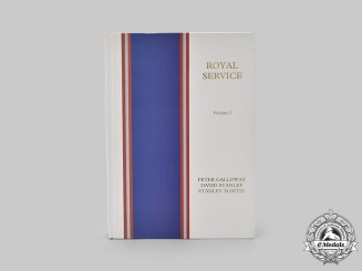 United Kingdom. A Royal Service, Volume I 1996