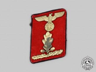 Germany, NSDAP. A Gau-Level Oberabschnittsleiter Collar Tab