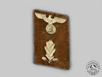 Germany, NSDAP. A Kreis-Level Abschnittsleiter Collar Tab