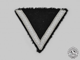 Germany, SS. A Waffen-SS Gefreiter Sleeve Insignia