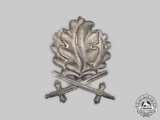 Germany, Federal Republic. A Set of Oak Leaves and Swords to the Knight's Cross, 1957 Version