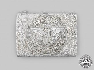 Germany, Reichsbahn. A Reichsbahn Official's Belt Buckle