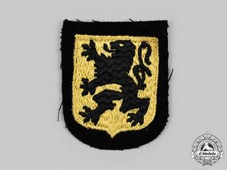 Germany, SS. A Rare Flemish Legion Sleeve Shield