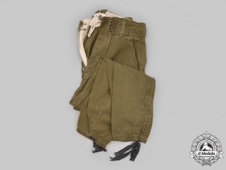 Germany, Heer. A Pair of Tropical Breeches