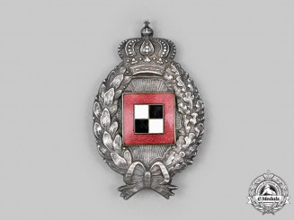 Bavaria, Kingdom. An Observer's Badge, by Carl Poellath