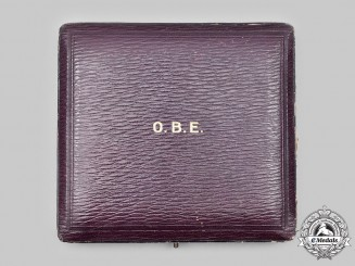 United Kingdom. A Most Excellent Order of the British Empire, Dame Officer Case