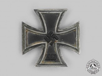 Germany, Wehrmacht. A 1939 Iron Cross I Class, by Klein & Quenzer