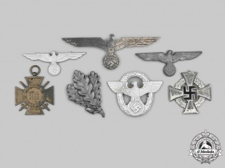 Germany, Third Reich. A Mixed Lot of Medals and Insignia