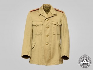Czechoslovakia, Republic. An Army Officer's Summer Jacket, c. 1945