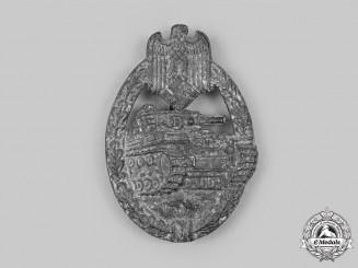 Germany, Wehrmacht. A Panzer Assault Badge, Silver Grade