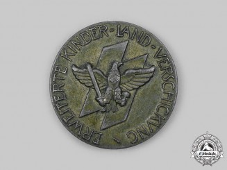 Germany, Third Reich. A Childrens' Holiday Transportation Badge