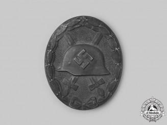 Germany, Wehrmacht. A Silver Grade Wound Badge, by Steinhauer & Lück