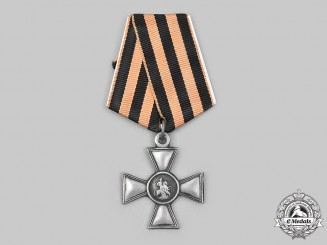 Russia, Imperial. A Cross of St.George, IV Class, c.1917