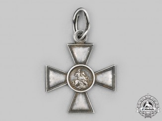 Russia, Imperial. A Cross of St. George, IV Class, c.1917