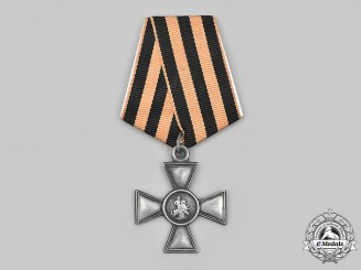 Russia, Imperial. A Cross of St. George, III Class, c.1917