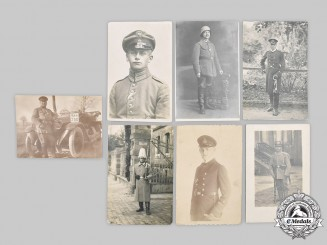 Germany, Imperial. A Lot of Portraits and Photos