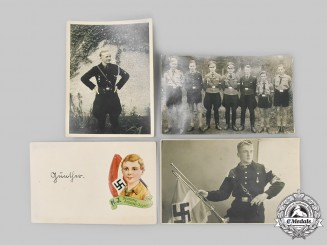 Germany, HJ. A Lot of Photos and Postcards