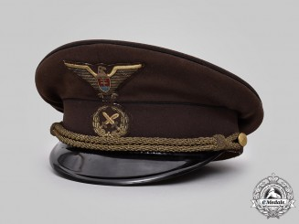 Slovakia, Republic. A Slovak Army Officer's Service Dress Cap