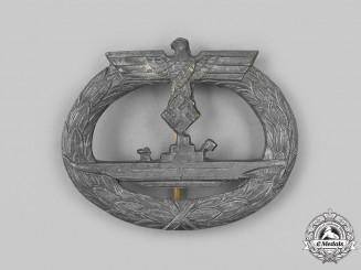 Germany, Kriegsmarine. A U-Boat War Badge, Wiedmann Design