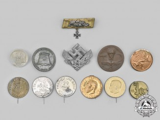 Germany. A Mixed Lot of Commemorative Badges
