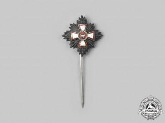 Hungary, Republic. An Order of Merit of the Hungarian Republic Miniature Breast Star, c.1945