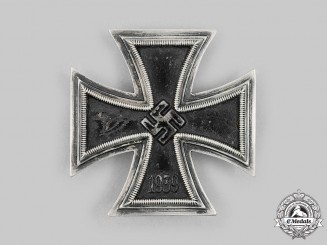Germany, Wehrmacht. A 1939 Iron Cross I Class, by Rudolf Souval