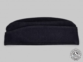 Germany, SS. A Waffen-SS Panzer EM/NCO's M40 Overseas Cap, by Rolf Muller