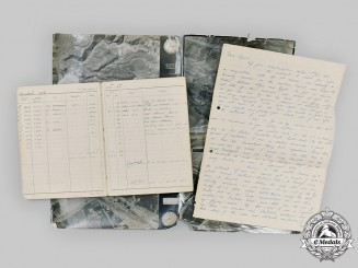 United Kingdom. An RAF Flying Log Book and Photographs to W.G Petch, 1936 – 1939