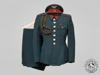 Slovakia, I Republic. A Slovak Expeditionary Group Officer's Uniform