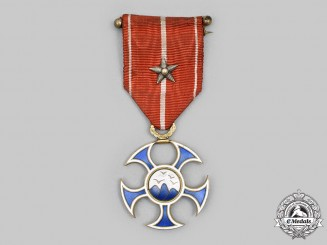 Czechoslovakia, Republic. An Order of the Falcon